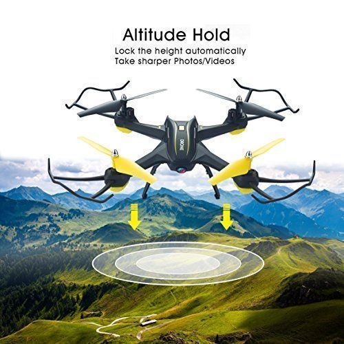 Awesome Top 10 Best Camera Drones With Long Flight Time Top