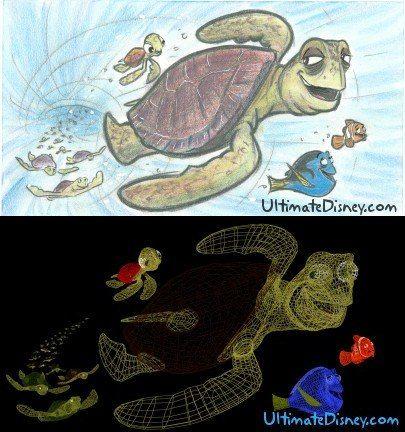 Disney & Pixar Мультфильм: В поисках Немо
