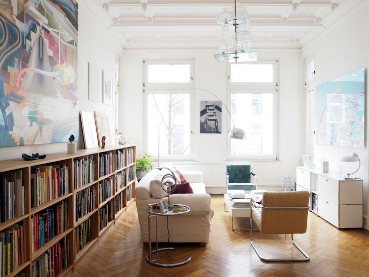 die besten 25 niedriges b cherregal ideen auf pinterest. Black Bedroom Furniture Sets. Home Design Ideas