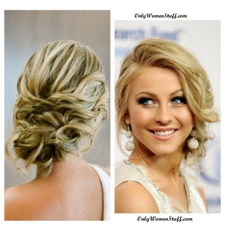 Prom hairstyles for medium hair, #