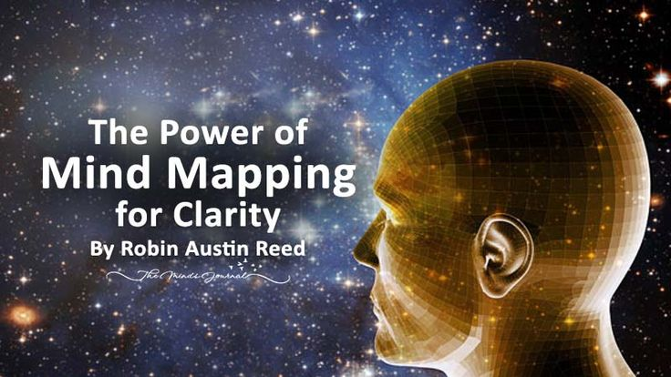 The Power of Mind Mapping for Clarity - http://themindsjournal.com/the-power-of-mind-mapping-for-clarity/