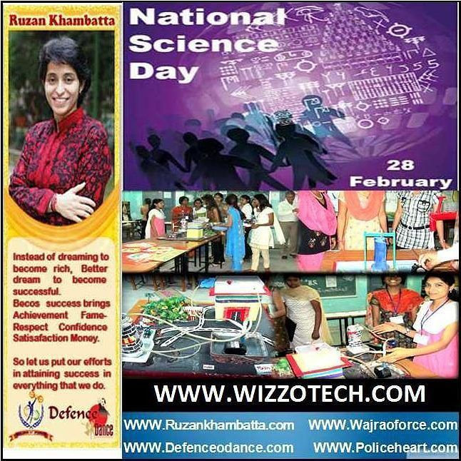 National Science Day(India)  National Science Day is celebrated all over India with great enthusiasm on 28th of February every year in order to commemorate the invention of the Raman Effect in India by the Indian physicist Sir Chandrasekhara Venkata Raman on the same day in the year 1928. For his great success in the field of science in India Chandrasekhara Venkata Raman was awarded and honored with the Nobel Prize in the Physics in the year 1930. #youthicon #motivationalspeaker…