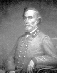 Civil War Confederate Major General, Mississippi Governor.