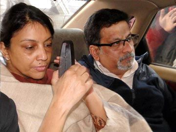 New Delhi: Rajesh and Nupur Talwar broke down in court today after being found guilty of killing their young daughter, Aarushi, and their domestic help, Hemraj, in 2008.