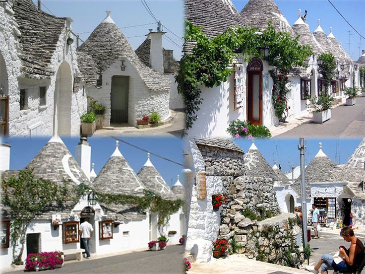 "Alberobello ""trulli"" homes, it's a ""must"""