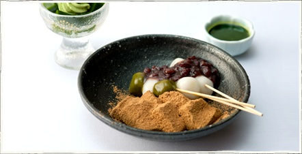 Saryou Tsujiri - Traditional japanese dessert and parfait place on Gion - Last order 9PM