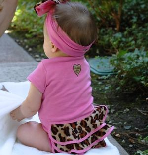 Cute baby girl clothes « Weddingbee Boards: Babies, Baby Gifts, Infant, Baby Girl, Shower Gift, Lollipop Leopard, Baby Stuff, Kid
