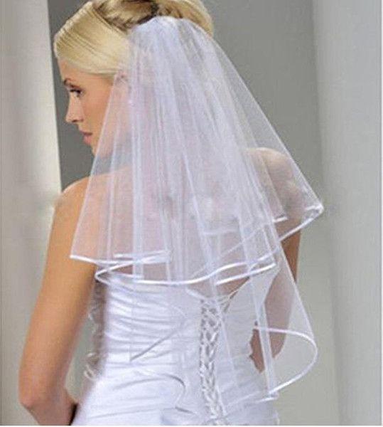 Veils Headpieces Short: Best 20+ Short Wedding Veils Ideas On Pinterest