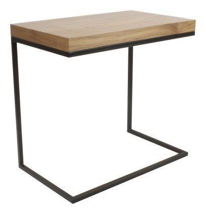 stolik pomocniczy BERLIN orzech