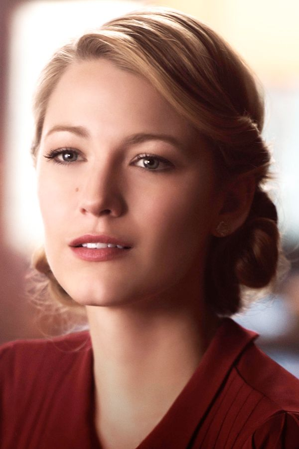Blake Lively Beauty From The Age Of Adaline