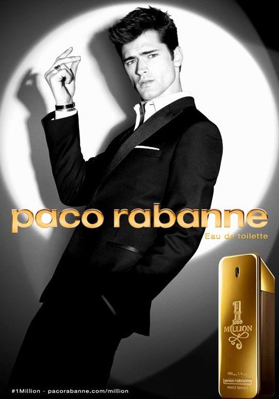 Une nouvelle campagne pour le célèbre « One Million » de Paco Rabanne 1MILLION4