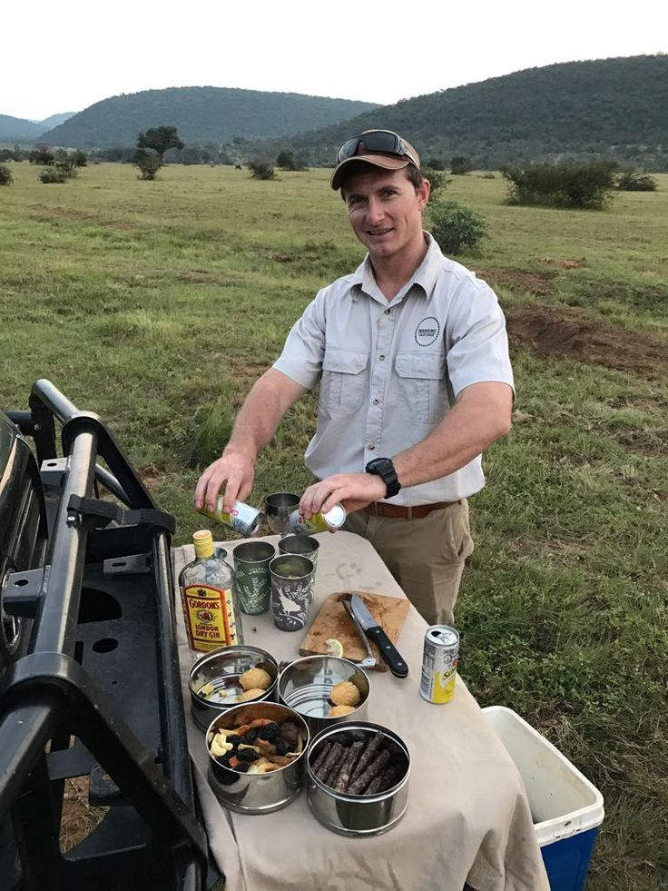 A picnic in the Welgevonden Game Reserve during your game drive will be quite an experience...