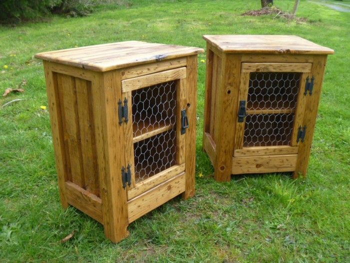 Do It Yourself Home Design: 25+ Best Ideas About Pallet End Tables On Pinterest