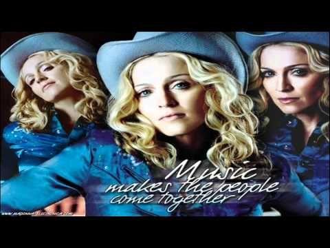 Madonna Music (Confessions Tour Radio Mix)
