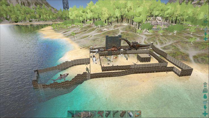 Ark Survival Base Ideas Steam Community Ark Survival Evolved Unsorted. Ark  Survival Base Ideas ...
