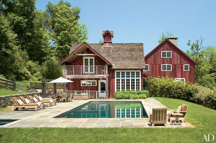 Converted Barns Renovating Inspiration | Architectural Digest                                                                                                                                                                                 More