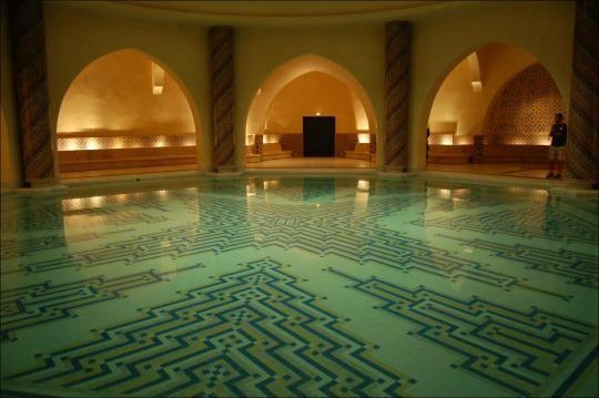 Toda la verdad sobre los hammams de Marruecos - Yahoo Noticias