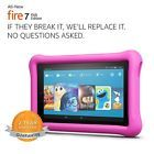Amazon Kindle Fire 7 Pink Kids Child Edition 16 GB Kid Proof - 2017 Release