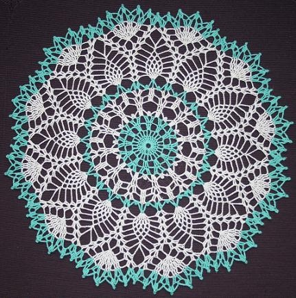 crochet doilies - vintage pattern...my great grandmother made beautiful doilies, dresser scarves, and lace on bed linens....