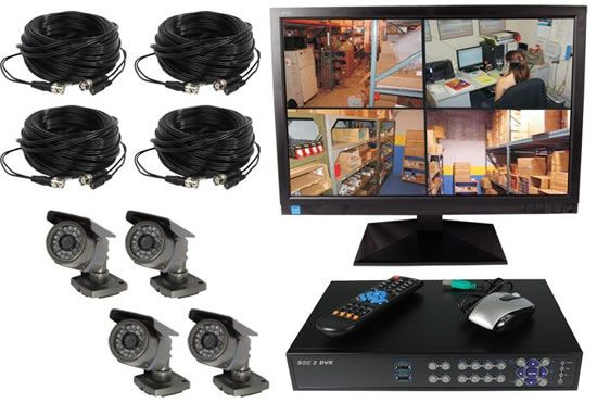 Persistent Home Video Surveillance Systems