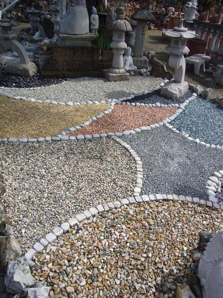 Oltre 25 fantastiche idee su giardino di ghiaia su - Ghiaia x giardino ...