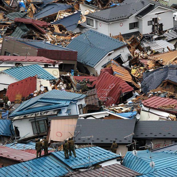 Japan disaster: earthquake and tsunami