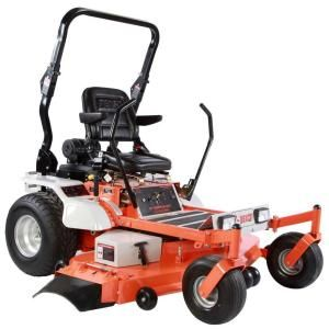 Beast 62 in. 30 HP Zero-Turn Briggs & Stratton Commercial Mower Turf Engine with Dual Hydros 62ZBM15 at The Home Depot - Mobile
