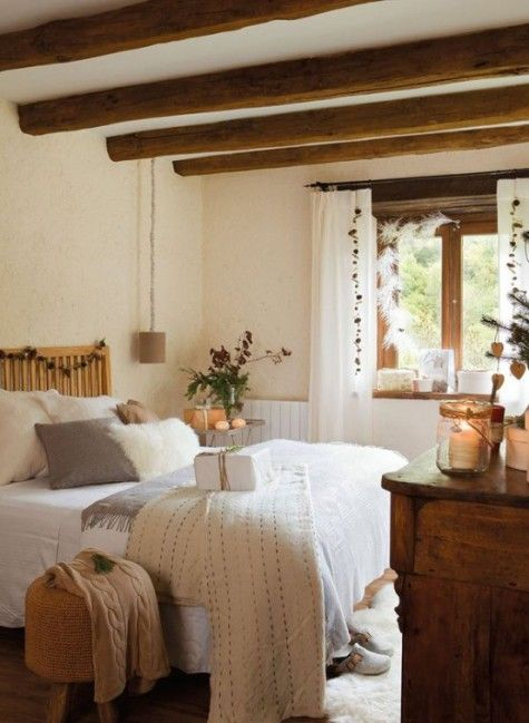 47 best Cozy Farmhouse Bedrooms images on Pinterest Farmhouse - farmhouse bedroom ideas