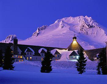 Winter climb of Mount Hood under a full moon - Portland Adventure Travel | Examiner.com