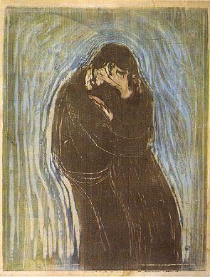 Munch, gravure sur bois