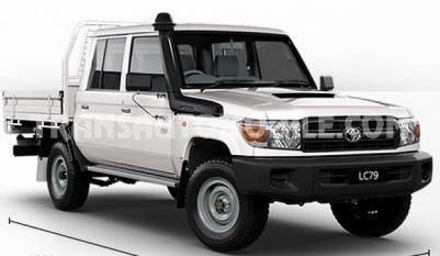 RHD - Pick-up Toyota Land Cruiser 79 Pick up 4.5L V8 TDI cab chassis workmate RHD 4X4 Brand new (to sale)