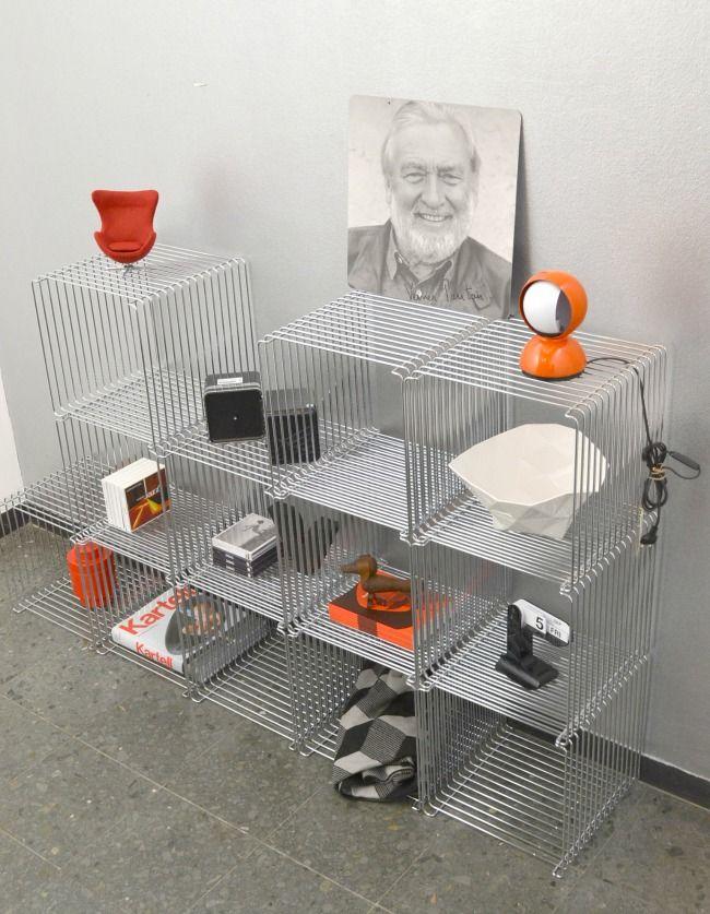 Verner Panton - Wire cube