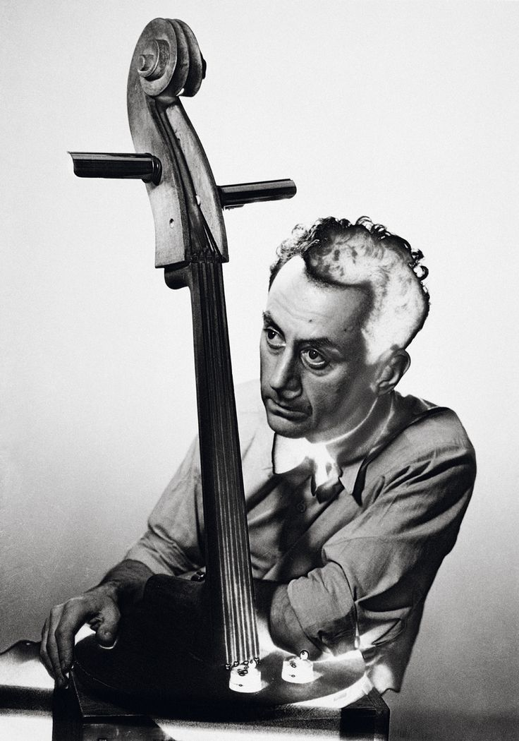 Selfportrait. Man Ray