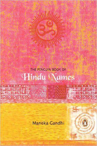 Penguin Book of Hindu Names