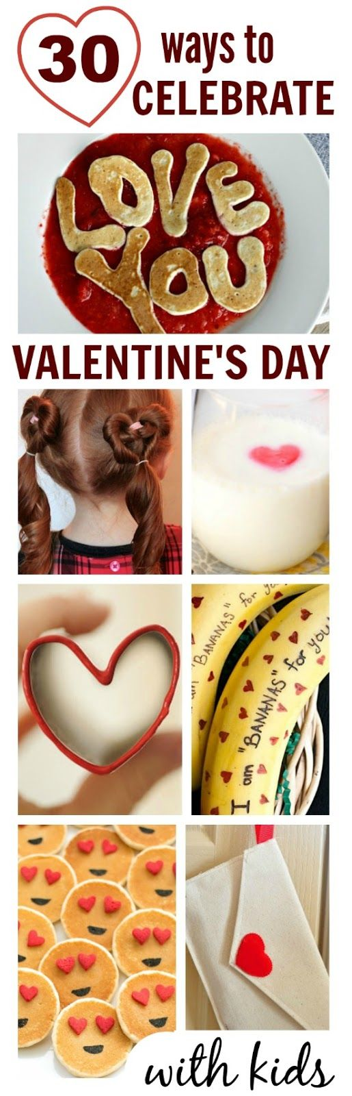 30 SIMPLE WAYS TO CELEBRATE VALENTINEu0027S DAY WITH KIDS. Can I Be A Kid Again