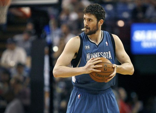 The Minnesota Timberwolves have reached an agreement in principle to send All-Star forward Kevin Love to the Cleveland Cavaliers for Andrew Wiggins, Anthony Bennett and a protected 2015 first-round draft pick, league sources told Yahoo Sports.  Cleveland is making the deal with Minnesota with a firm agreement Love will opt out of his contract in 2015 and re-sign with the Cavaliers on a five-year, $120 million-plus contract extension, league sources told Yahoo Sports.