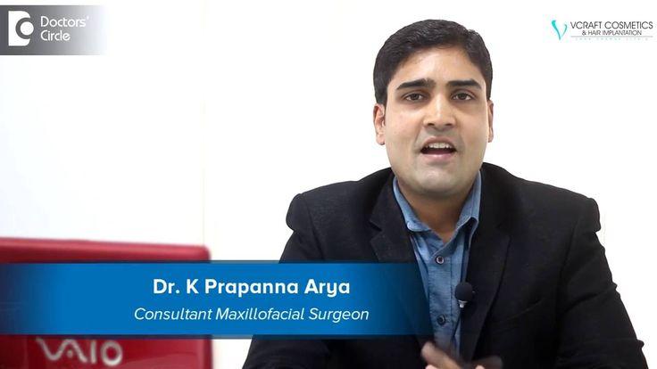 Hair Transplantation and Hair Specilist | Dr. Prapanna Arya | vcraft Cos...