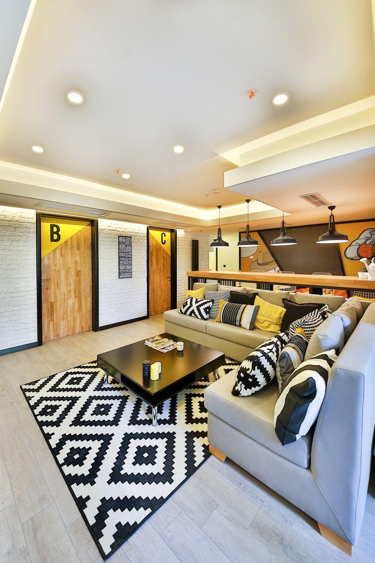 dormitory room interior_ superhero concept  #rendahelindesign #design  #decor #decoration #interior #interiordesign #vip1 #room #konforist #dorm #male