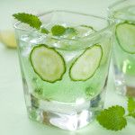Low Calorie Libation: Skinny Girl Cucumber Vodka. Source offers 3 fantastic & refreshing low cal vodka cocktail recipes. Yum!