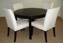 IKEA Dining Set With Extendable Table -  $300