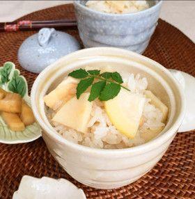 優しい味♪たけのこご飯 by ぷるベリー [クックパッド] 簡単おいしい ...
