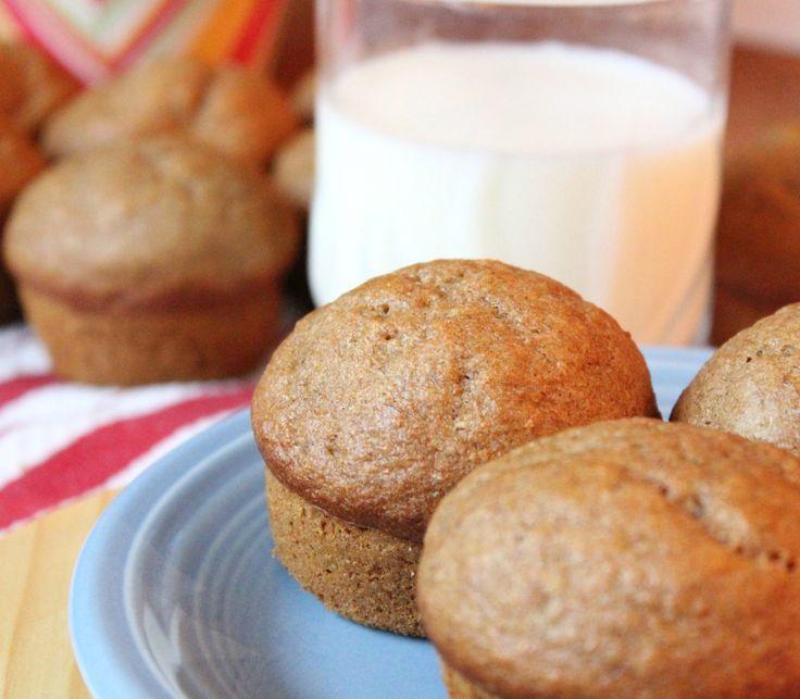 Receta de Muffins de Platano