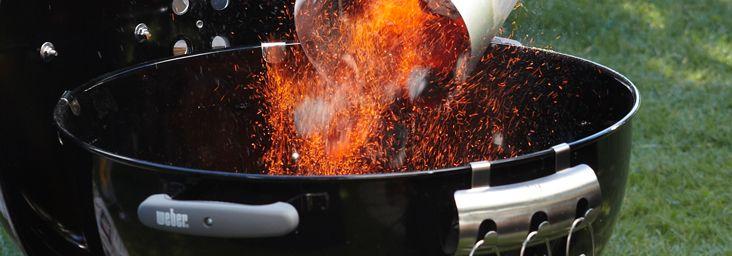 Mijn #Weber #barbecue #aansteken #hortadendauw #kuurne #kortrijk