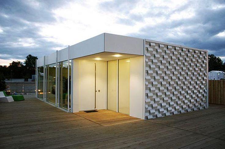 Self Sustaining Homes ~ http://lovelybuilding.com/cool-self-sustaining-homes-design/