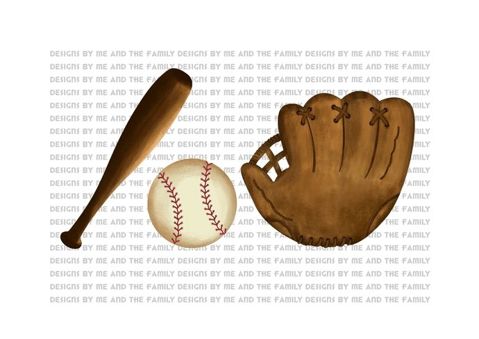 Bat Ball Glove America S Favorite Past Time Peace Love Baseball It S A Boy Png By Designs By Me And The Family Peace And Love Framed Art Prints Framed Art