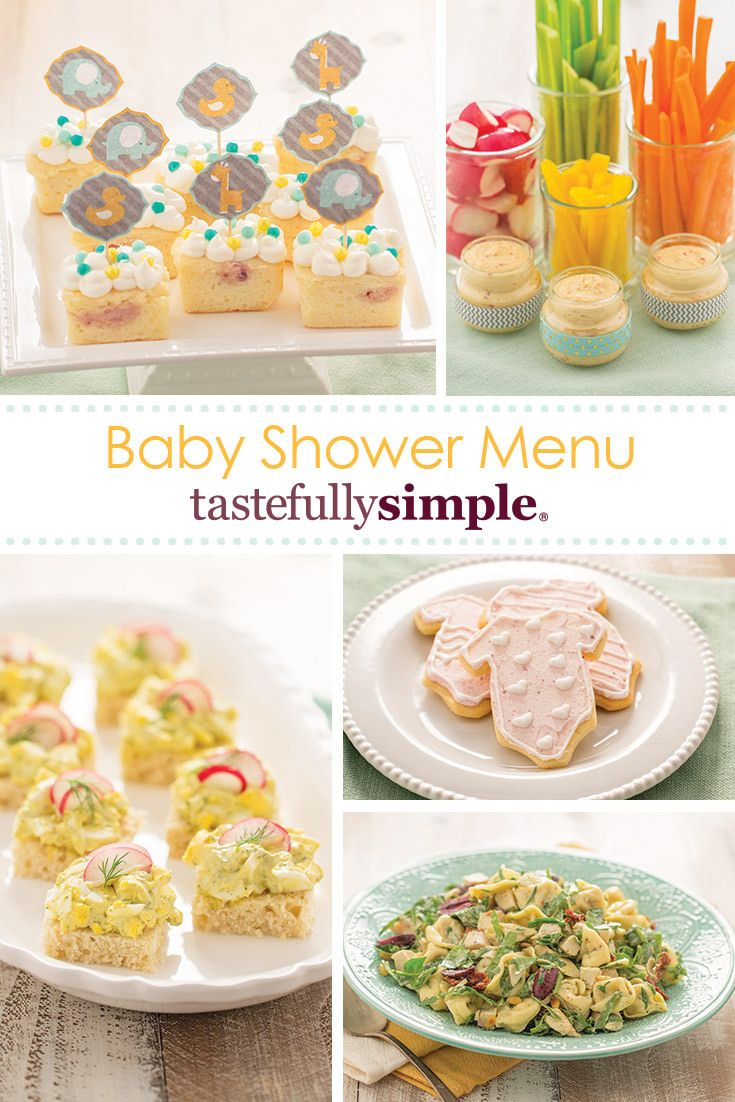 baby shower recipes ideas pinterest baby shower menu baby sho