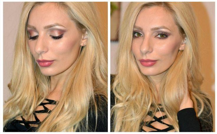 Ciao Clio ! L'altro giorno girando sul web mi sono trovata nel blog di una ragazza che raccontava della sua esperienza da Sephora: una make up artist le aveva fatto un trucco fantastico che risaltava parecchio il colore verde dei suoi occhi. Ha postato la foto che ti ho messo in allegato, e i prodotti