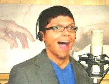 Tay Zonday Sings 'Skyrim' Theme (VIDEO)