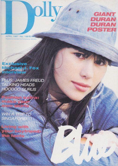 Dolly Magazine (Australia) April 1987