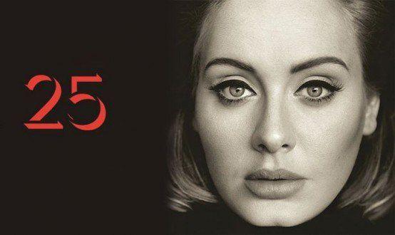 TOP 5 SONGS IN NEW ADELE ALBUM '25'